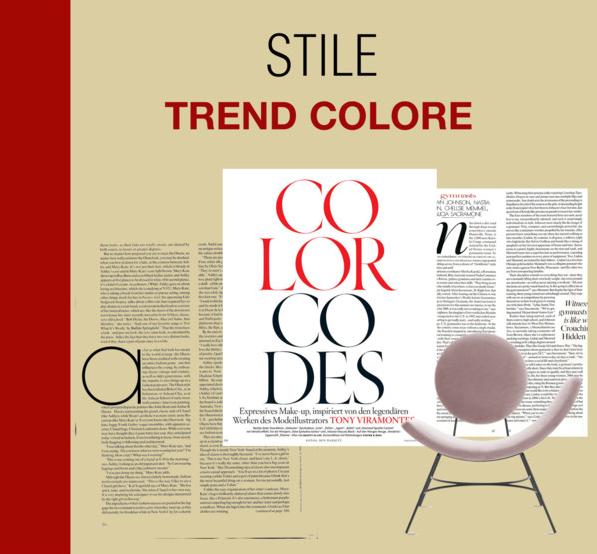 LAMA | Dress code 2018: Stile Trend Colore!