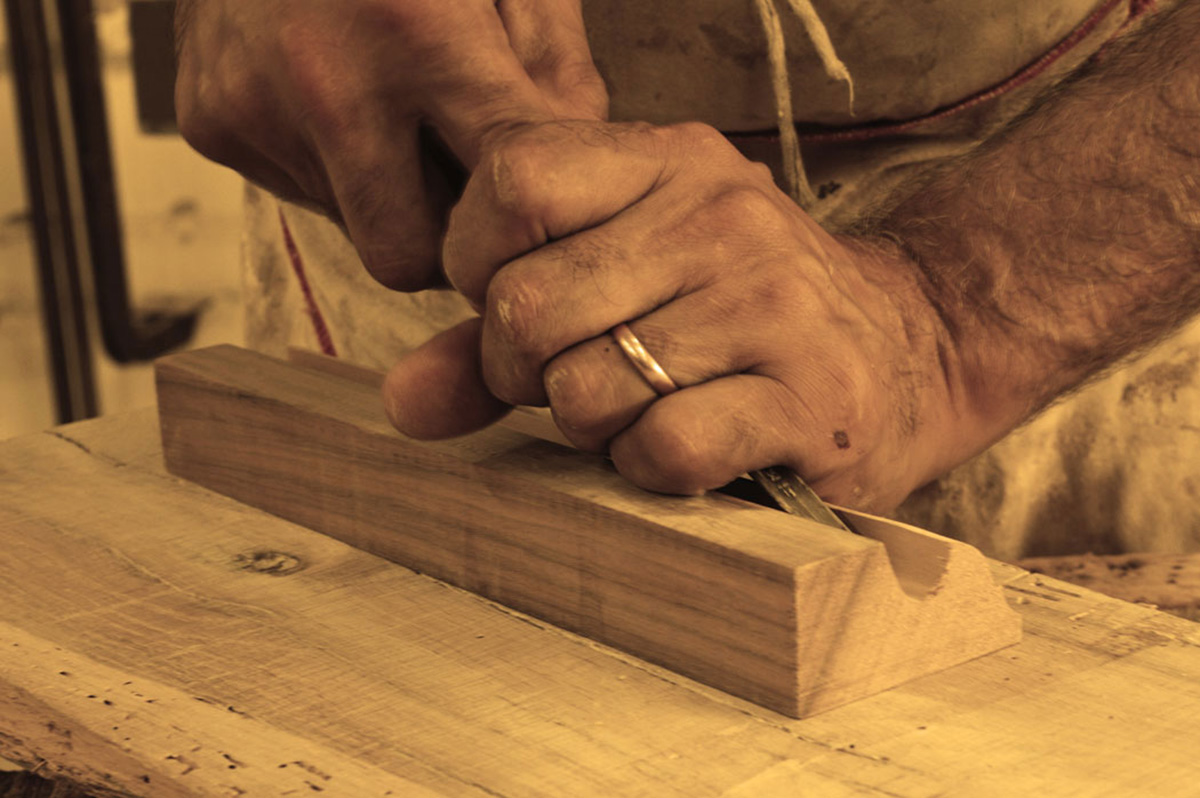 Lama atelier artigiano