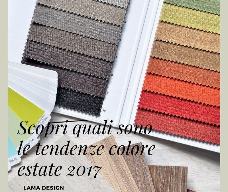 LAMA | Tendenze Colore Estate 2017