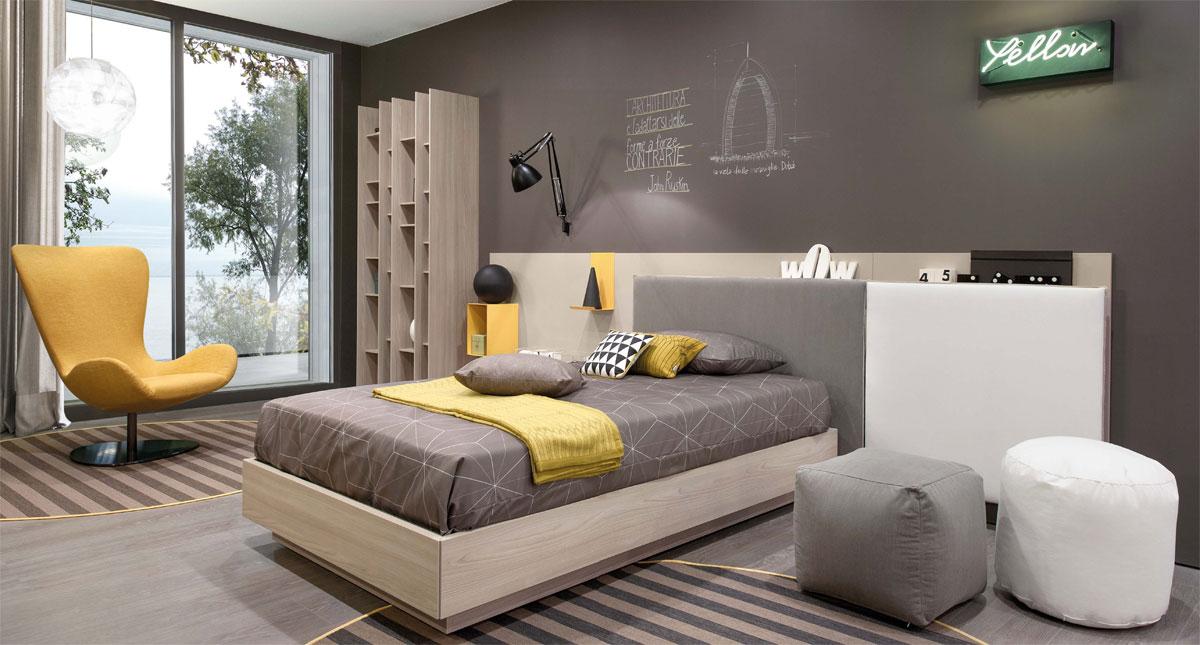 Camere Per Giovani : Zalf camerette design lamadesign.it scopri di più!