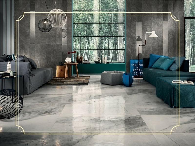 LAMA | La ceramica come il marmo