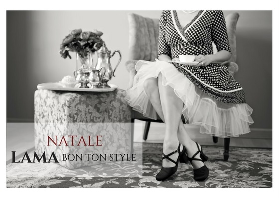 LAMA | Natale, Lama è Bon ton Style!
