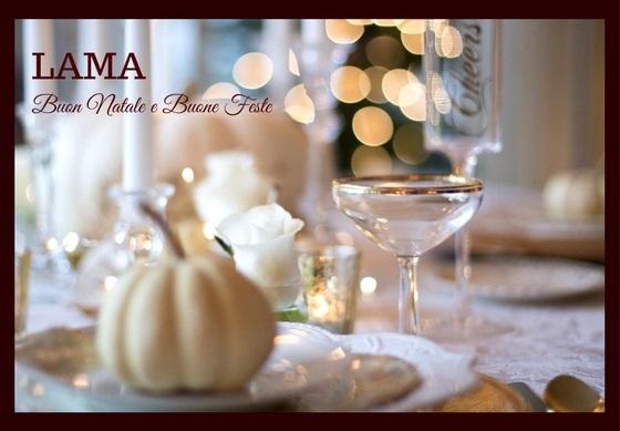 LAMA | Natale: Emozioni con Lama!