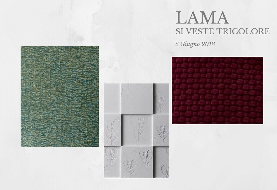 LAMA | Lama si veste Tricolore!