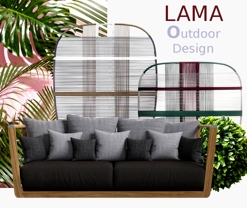LAMA | Lama è Outdoor Design