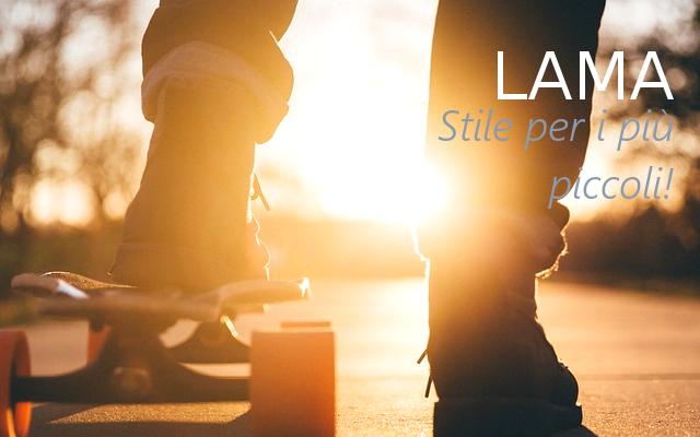 LAMA | Stile per i più piccoli
