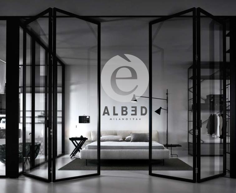 LAMA è | Come dividere le stanze con pareti modulari Albed