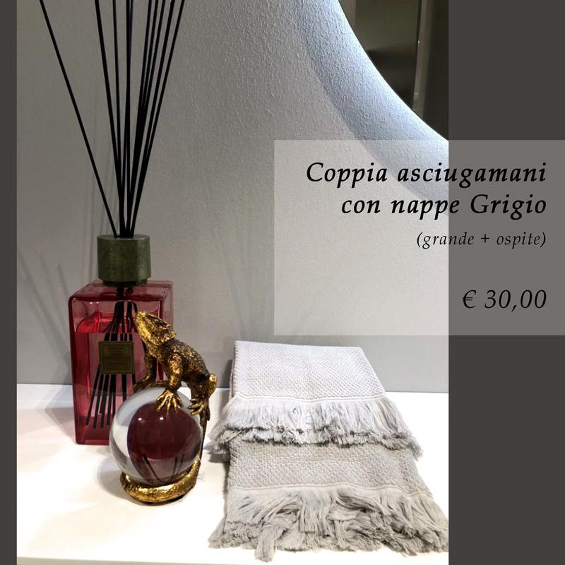 Coppia-asciugamani-Grigio