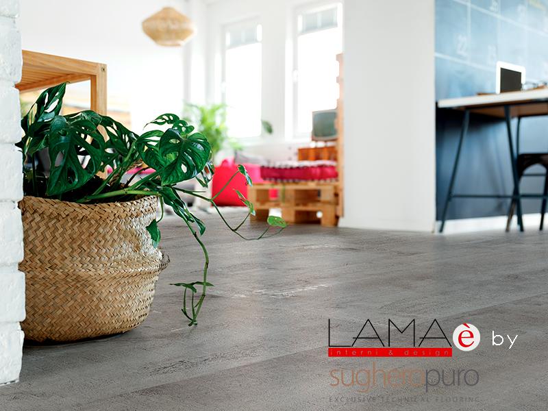 LAMA by Sugheropuro è Pavimenti Tessutati e Lvt con Trattamento Microban. IGIENE & SANIFICAZIONE