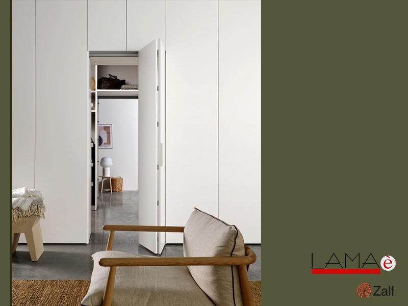 LAMA sceglie un design che genera spazio e eco-sostenibilità. Design, Qualità, Salute, Ambiente!