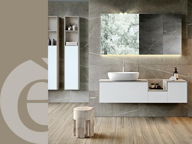 LAMA è Arredo Bagno Eco-sostenibile. Il design green del futuro!