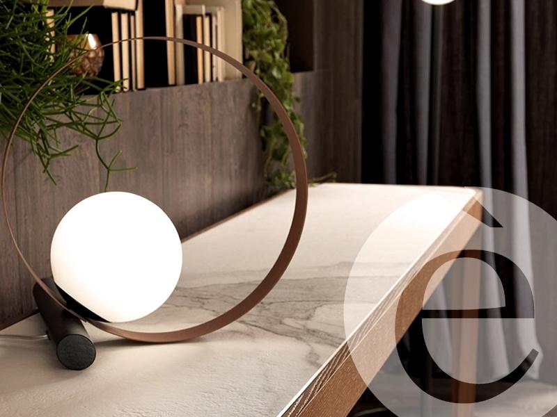 Eco-design per la tua casa. Inizia con la scelta di lampade ecologiche!