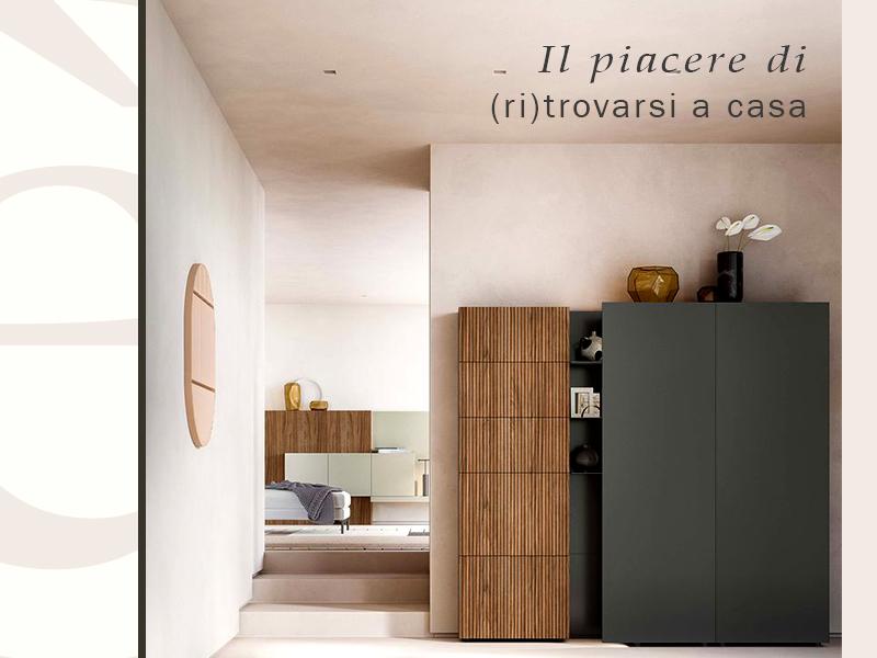 LAMA Design è il piacere di (ri)trovarsi a casa. Total Living | arredare con le tendenze 2021!