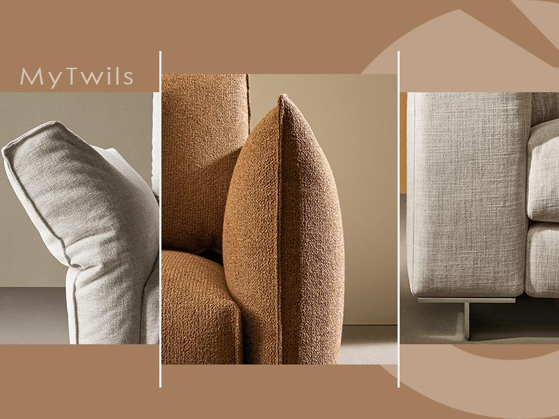 Lo stile, la qualità, il comfort ti aspettano a Firenze. Scopri il nuovo living Twils!