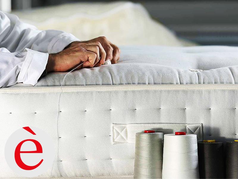 LAMA Design è oltre il riposo con materassi Bedding!
