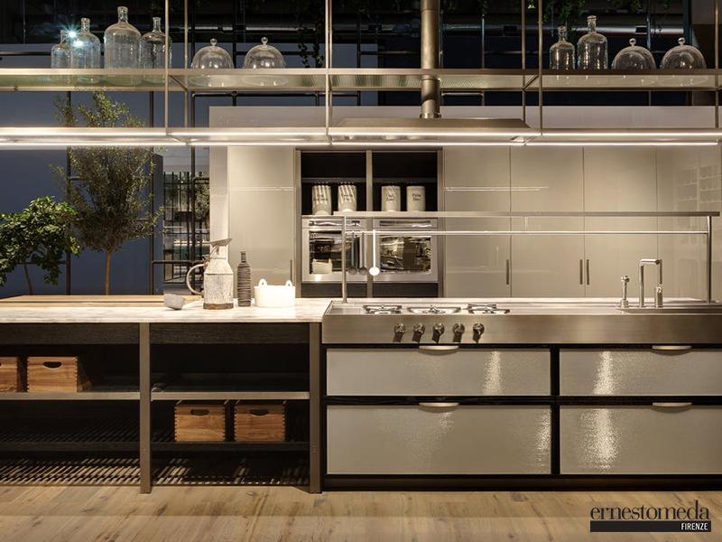 LAMA Design è Ernestomeda, stile informale e dinamico per K-Lab